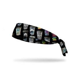 Junk Team Cafe Headband - Flex Tie