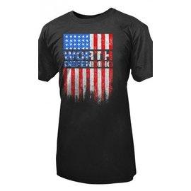 Born Primitive Worth Defending T-Shirt