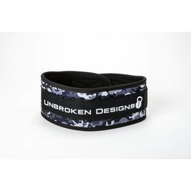 Unbroken Designs Grey Camo Lifting Belt