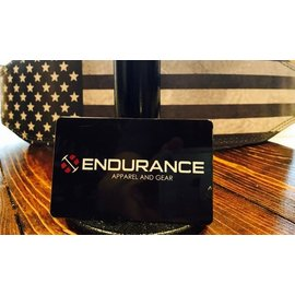 Endurance Apparel & Gear Endurance Gift Card