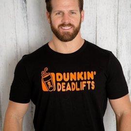 FeNOM Iron Eater Dunkin Deadlift T-Shirt