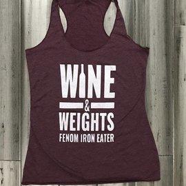 FeNOM Iron Eater Wine & Weights