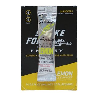 Strike Force Energy Beverage Enhancer  Lemon Single