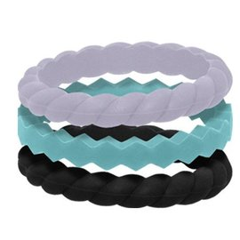 Qalo Qalo Womens Stackable