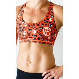 Born Primitive Halloween Vitality Sports Bra