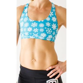 Born Primitive Vitality Sports Bra - Snowflake