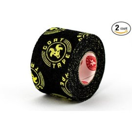 Goat Tape Scary Sticky Black & Yellow
