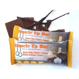 Muscle Up Bars Muscle Up Bar Cacao & Vanilla Single