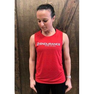 Endurance Apparel & Gear Endurance Red Tank
