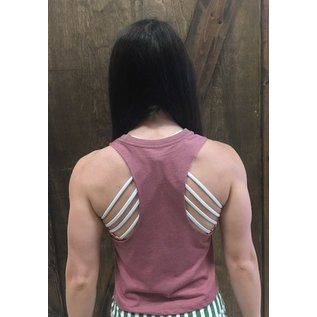 Endurance Apparel & Gear Endurance Crop Muscle Tank