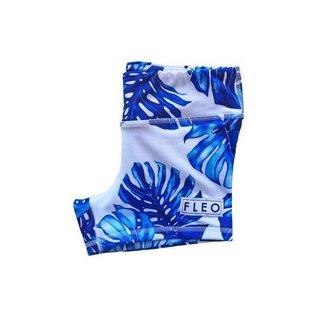 Fleo Blue Monstera Leaves 3.25