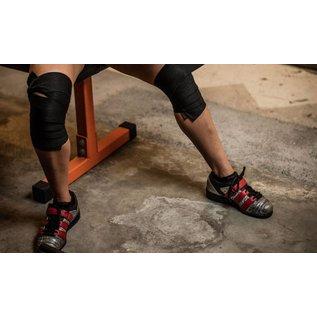 "Humanx by Harbinger Power Knee Wraps - 72"""