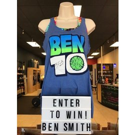 WIN Signed Tee Shirt by Ben Smith