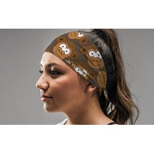 Junk Monkey Business headband