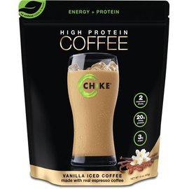 Chike Vanilla Iced Coffee-Bag