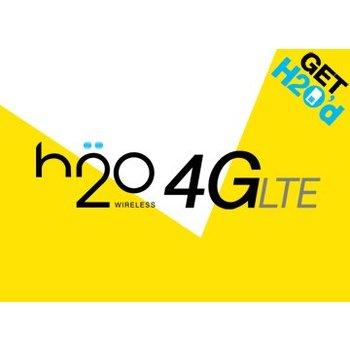 H2O Wireless $30 Plan