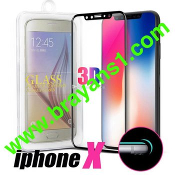 iPhone X Full Body Curve 3D tempered Glass
