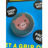Pig Phones Pop Socket Stand