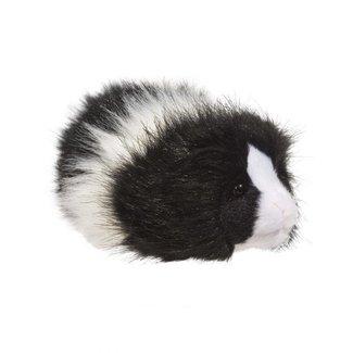 Douglas Co Inc. Angora Black White Guinea Pig
