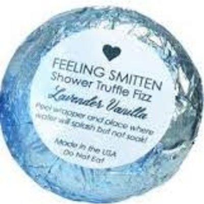 Feeling Smitten Shower Truffle Fizz - Lavender