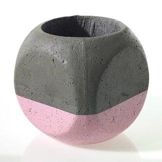 Kozi Pot 6x6 Pink