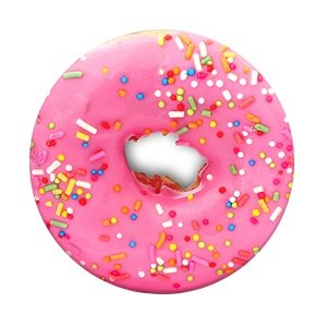 PopSockets Pink Donut PopSocket