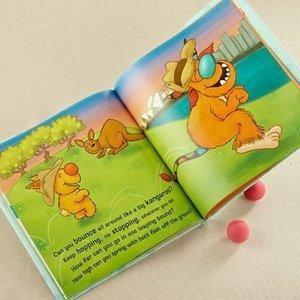 Compendium Boogie Monster Book