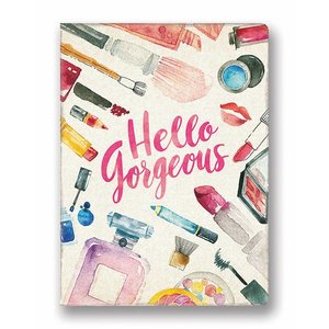 Studio Oh! Decon Journal - Hello Gorgeous Makeup