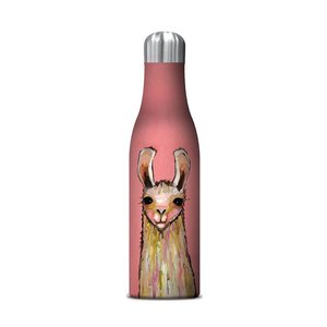 Studio Oh! Water Bottle - La La La Llama