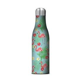 Studio Oh! Water Bottle - Flamingos