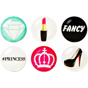 iDecoz Fancy Home Button Sticker Pack