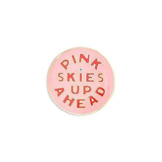 Ban.do Pink Skies Enamel Pin
