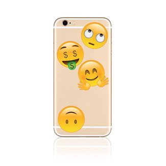 iDecoz New Emojis Home Button Sticker Pack