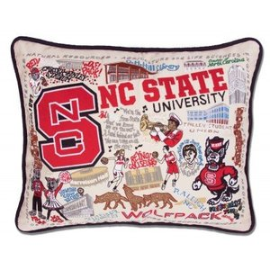 Catstudio North Carolina State University Pillow