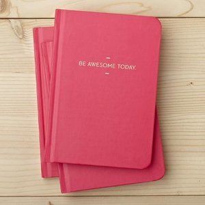 Compendium Motto Journal - Be Awesome Today