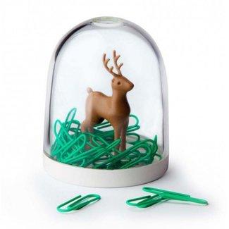 Deer in The Forest Clip Holder