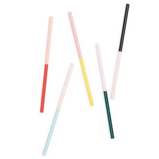 Ban.do Sip Sip Straw Set - Color Block
