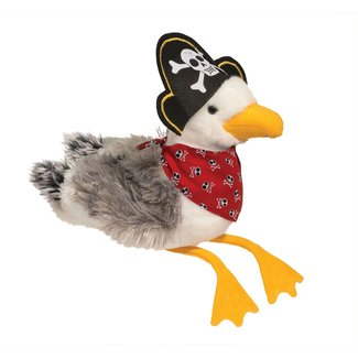 Douglas Co Inc. Scully Seagull with Pirate Hat