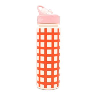 Ban.do Work it out Water Bottle Lattice