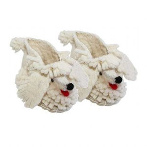 Silk Road Bazaar Zooties - Poodle Baby Booties