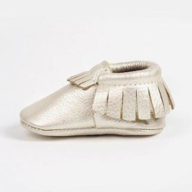 Freshly Picked Moccasins - Platinum