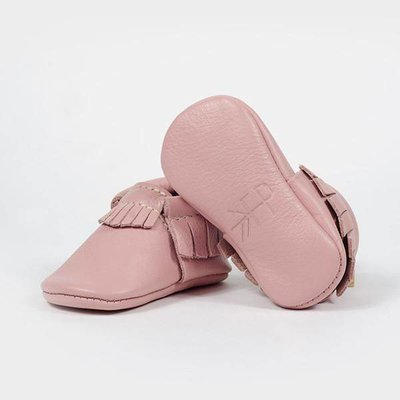Freshly Picked Moccasins - Blush