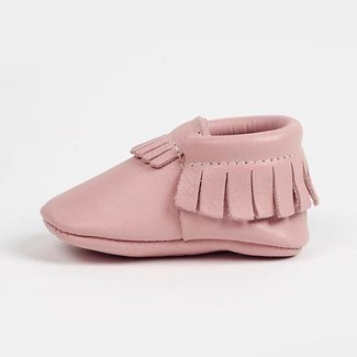 Freshly Picked Moccasins - Blush Size 2