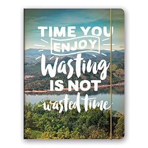 Studio Oh! 2018 Planner - Time You Enjoy Wasting
