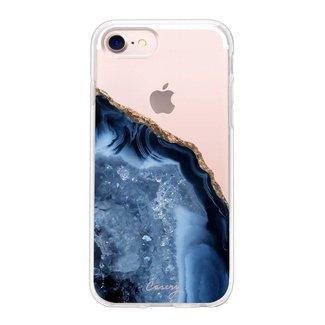 The Casery Dark Blue Agate iPhone 7/6S/6 Case