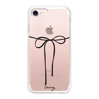 The Casery Black Bow iPhone 7/6S/6 Case