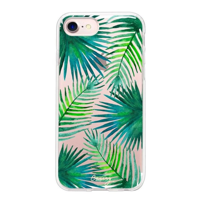 The Casery Palm Leaves iPhone 7/6S/6 Case