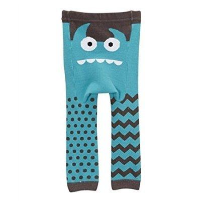 doodle pants Blue Monster Cotton Legging 18-24
