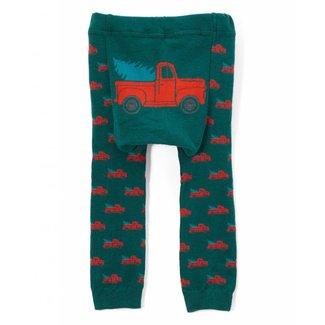 doodle pants Tree Truck Leggings 12-18mo