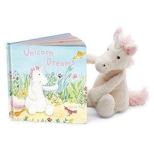 Jelly Cat Book: Magical Unicorn Dreams